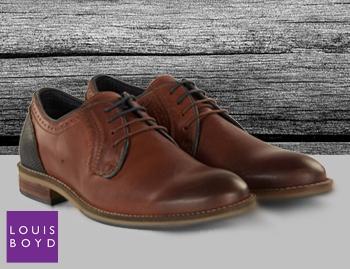 Menu Advert Footwear Promo