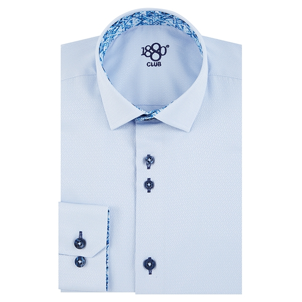 Toulon Newton Shirt in Blue