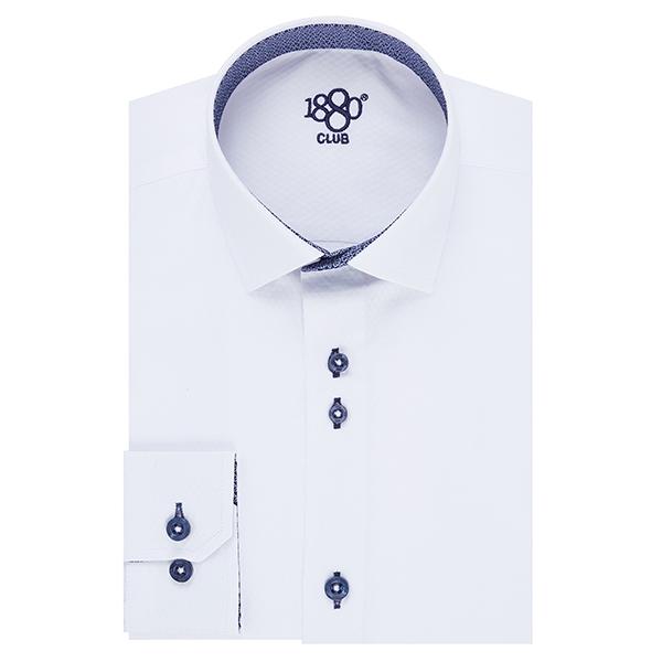 Newton Shirt in White