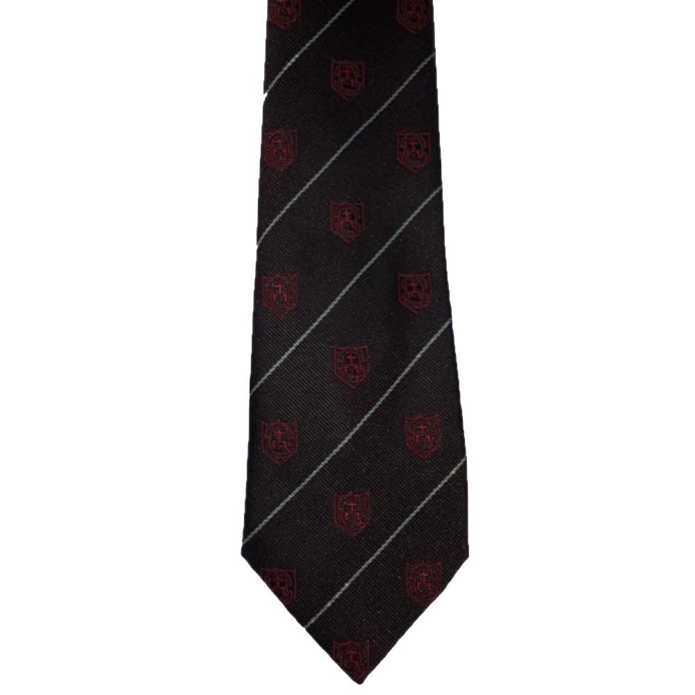 St Louises School Tie in Red