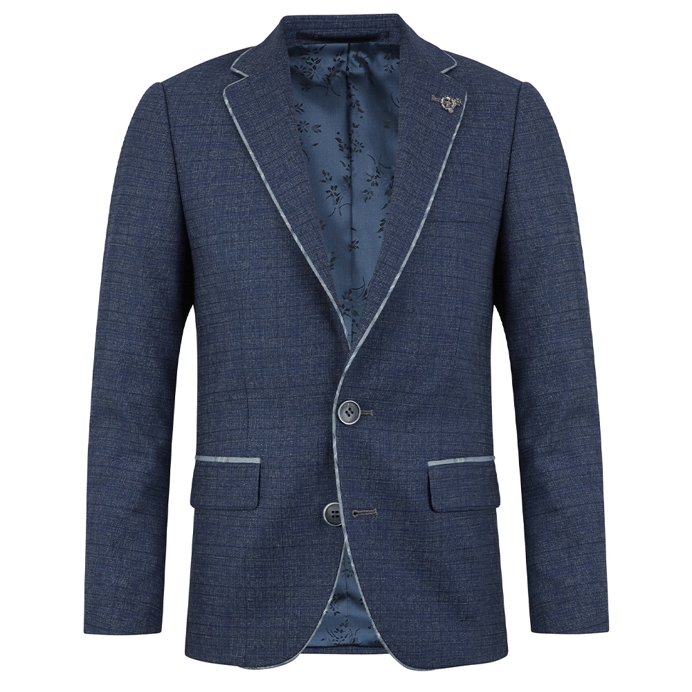 Boys' Tivoli Jacket in Blue