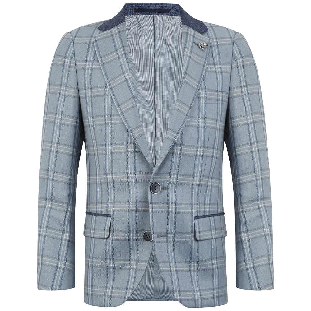 Tivoli Jacket in Lt Blue