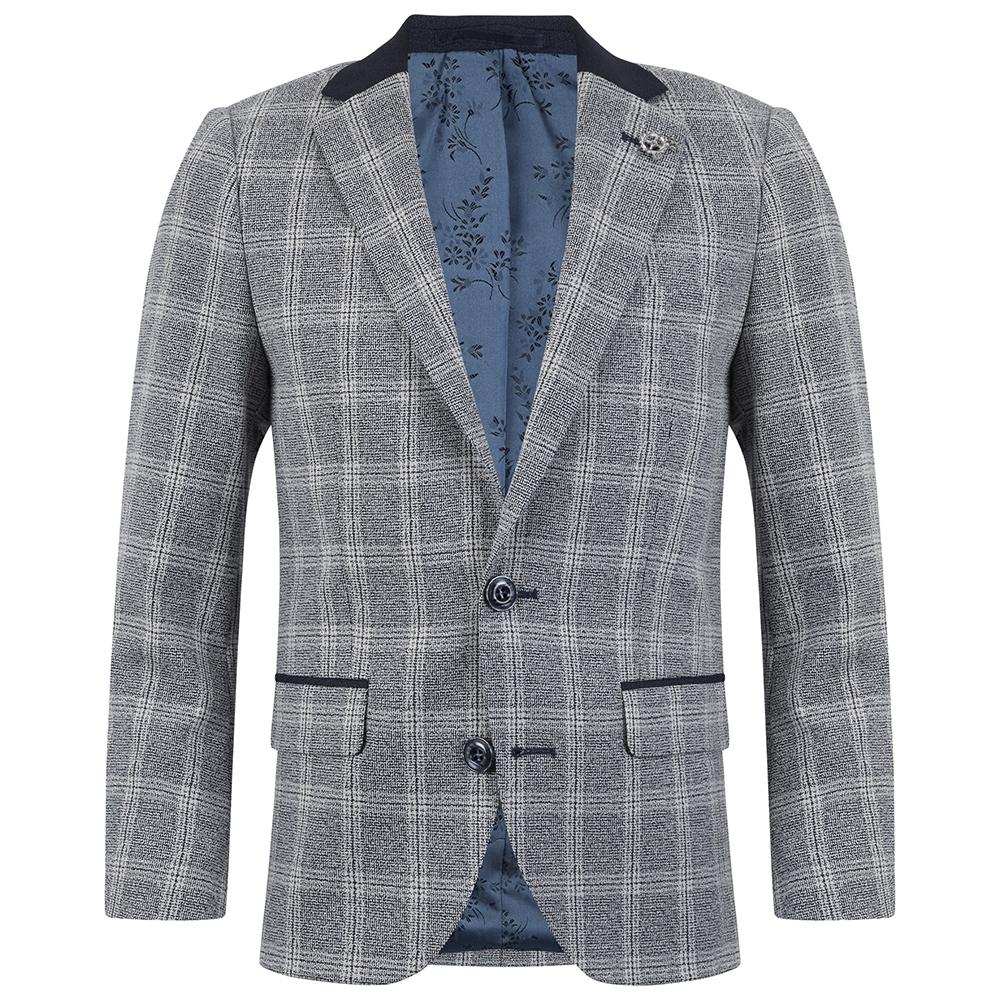 Tivoli Jacket in Grey