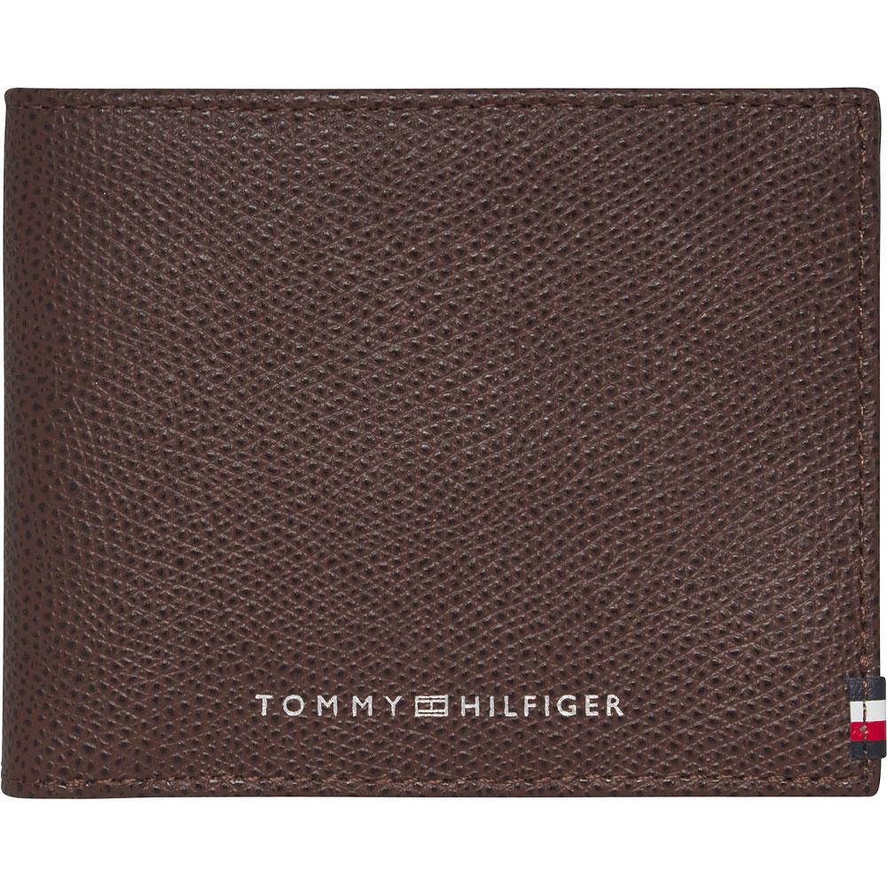 Business Mini Wallet in Tan