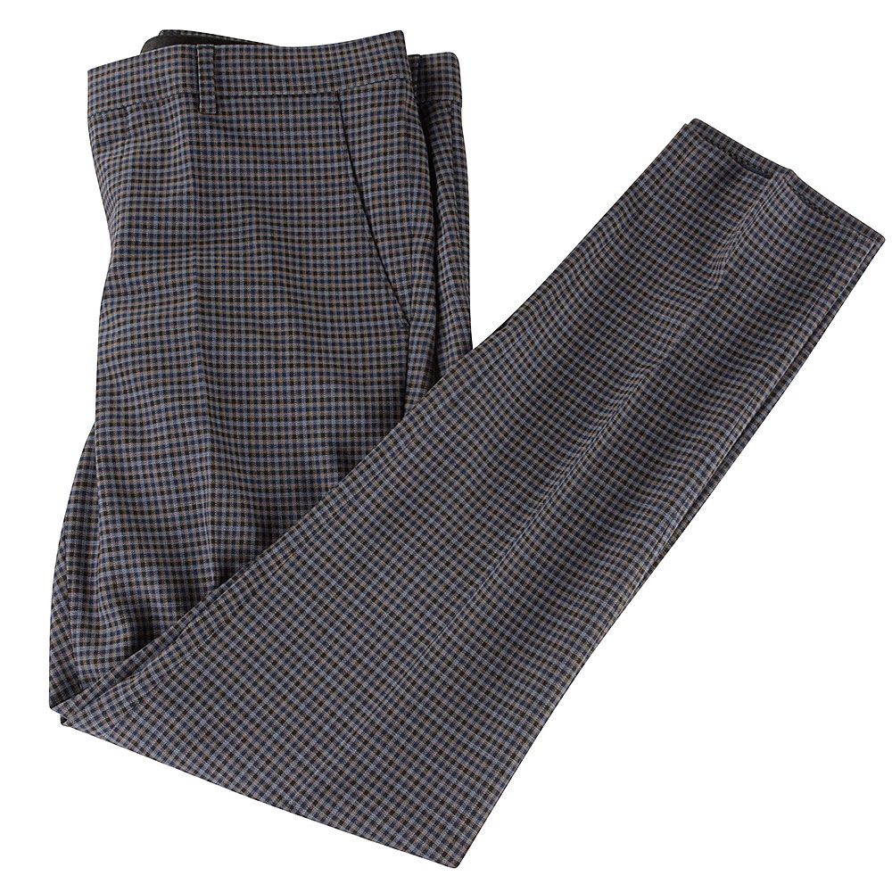 Lorenzo Trouser in Grey