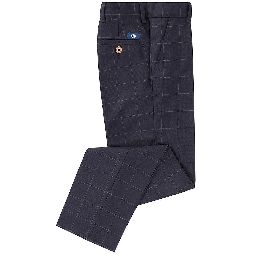Junior Trouser in Navy