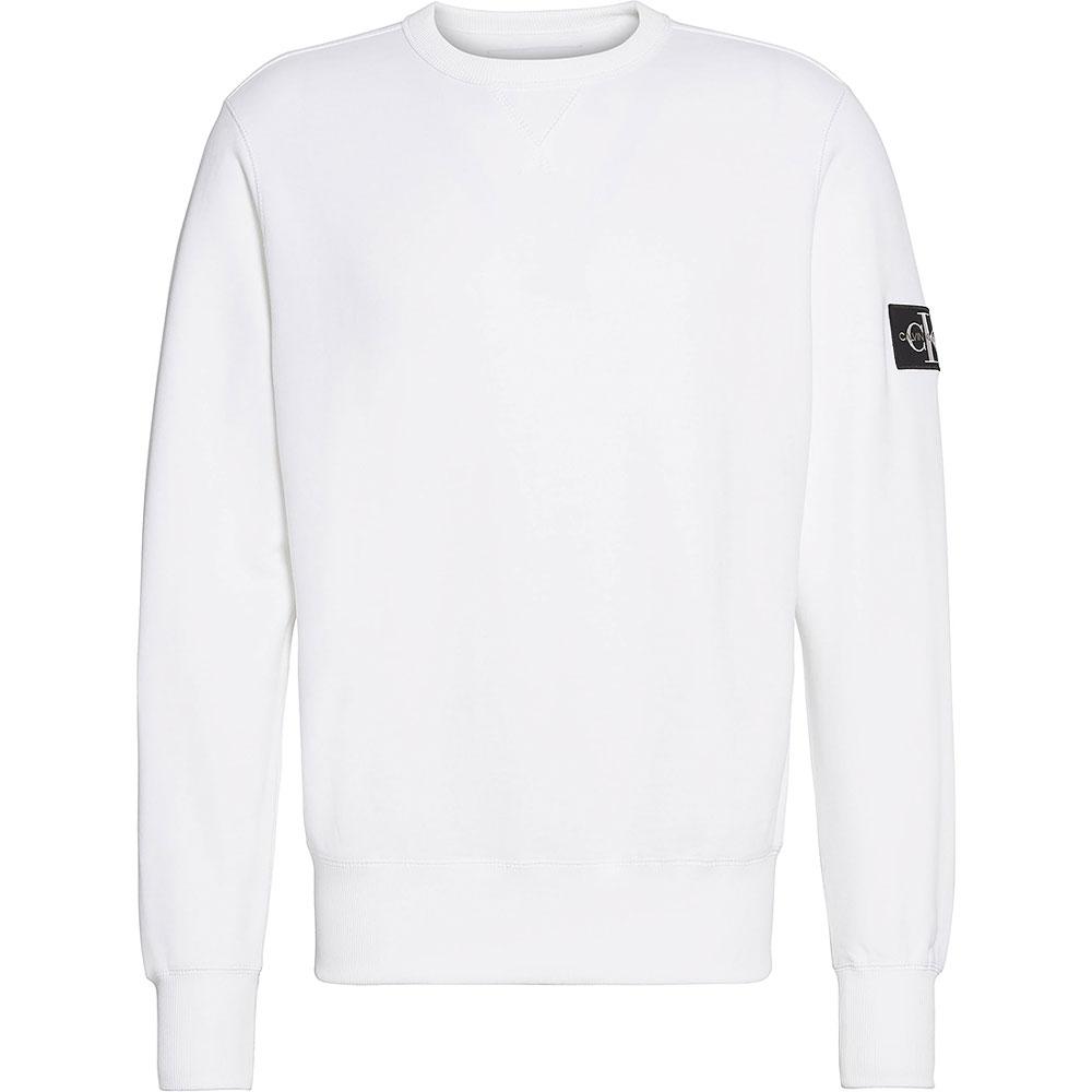 Monogram Sweatshirt in White