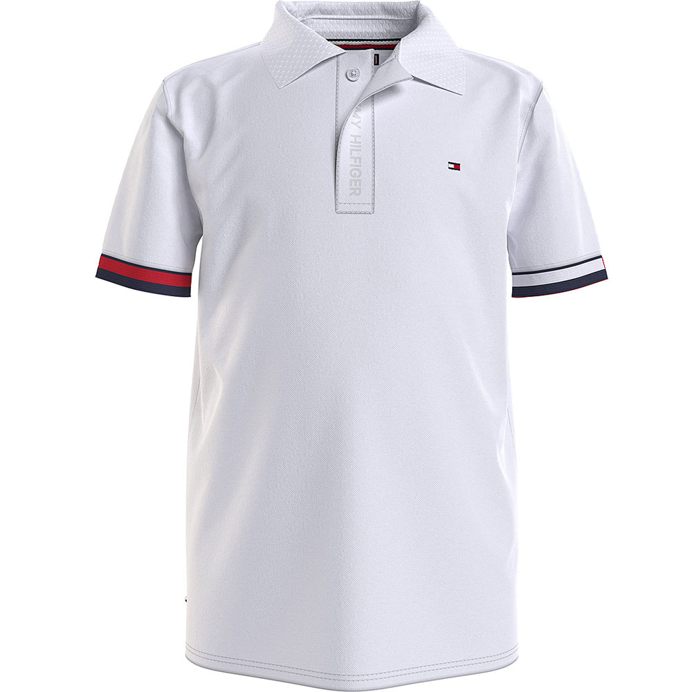 Global Polo in White
