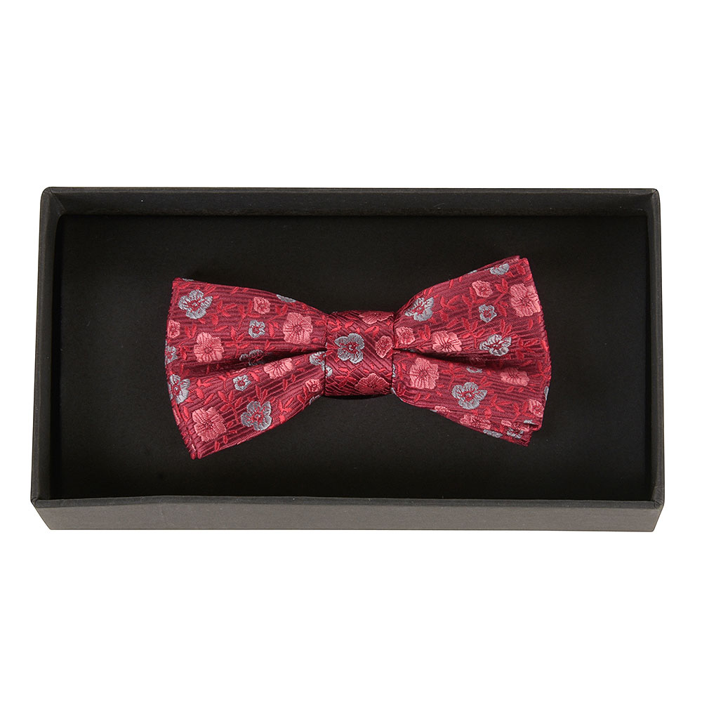 Boys Bow Tie in Red