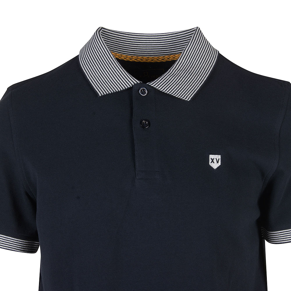 Widnes Polo Shirt in Navy