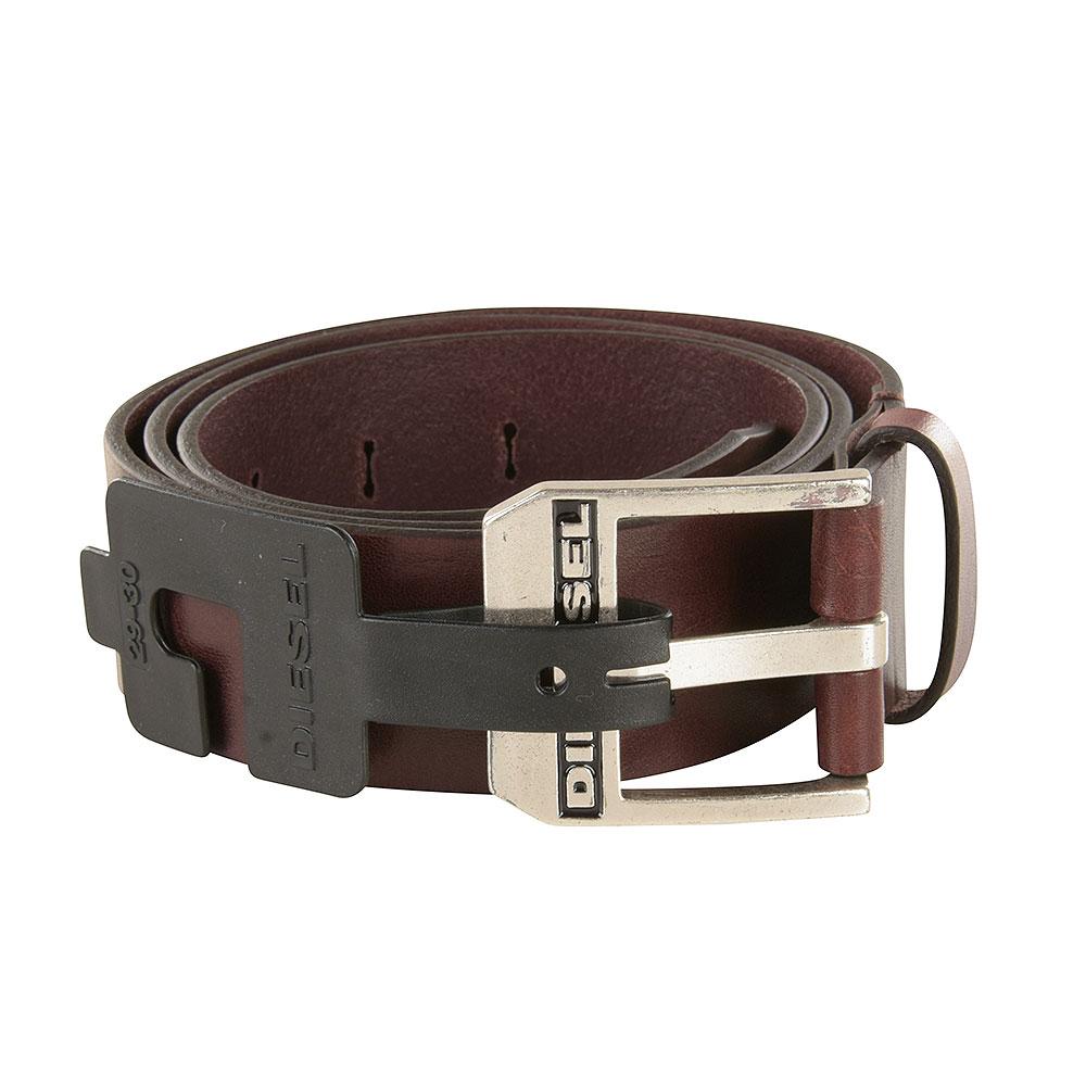 Bluestar Belt in Brown