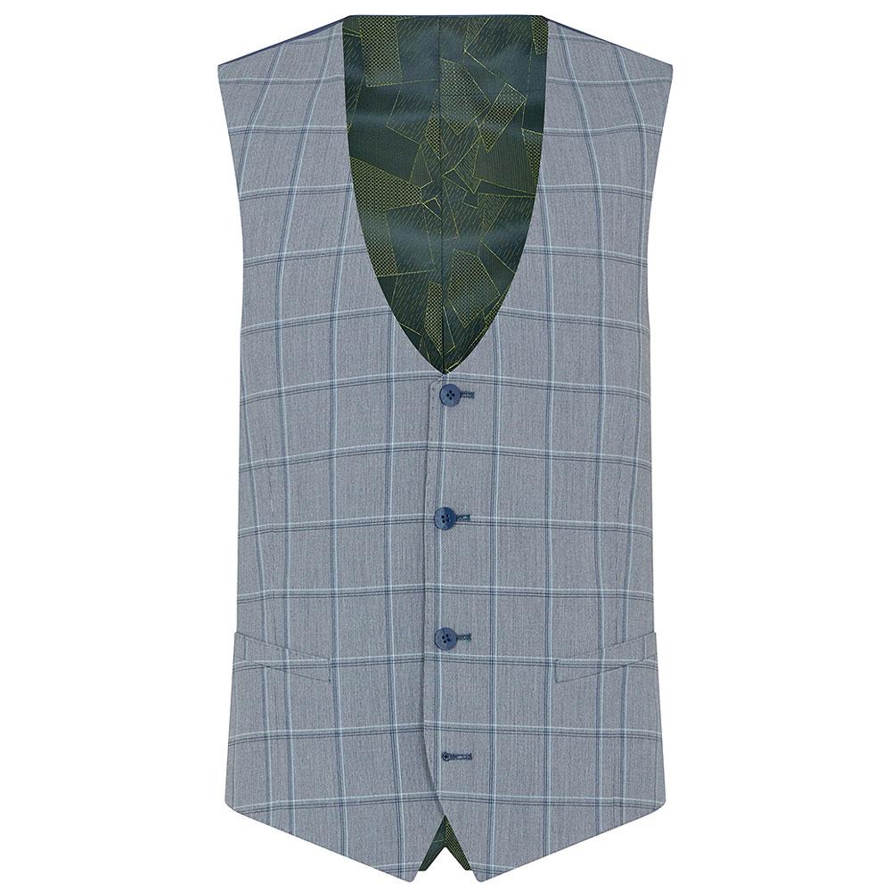 Luca Waistcoat in Grey