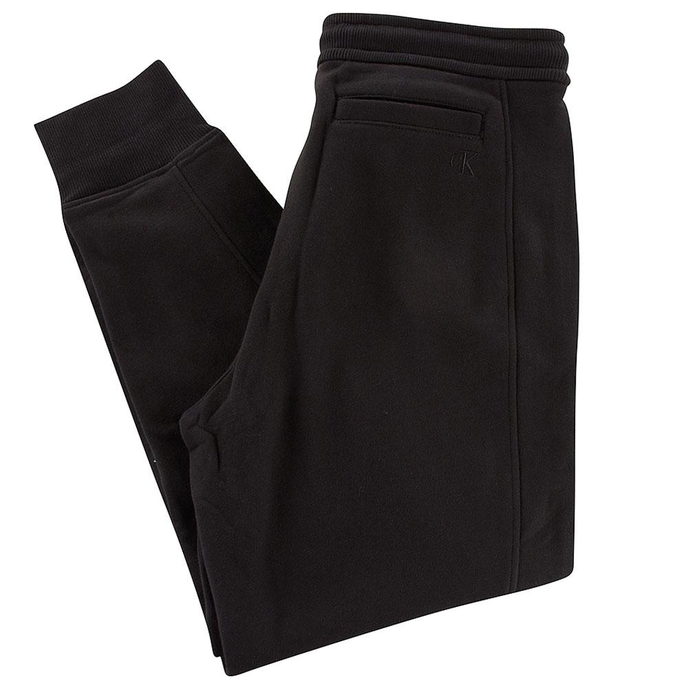 Microbranding Joggers in Black