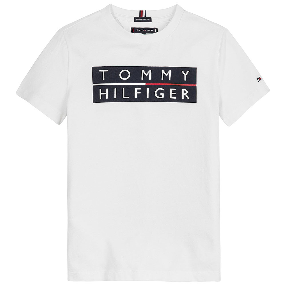 Kids Logo T-Shirt in White