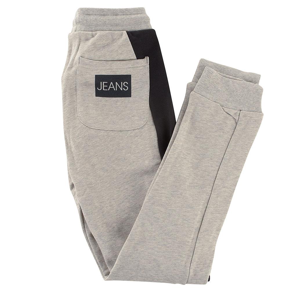 Kids CLR Sweatpants in Lt Grey