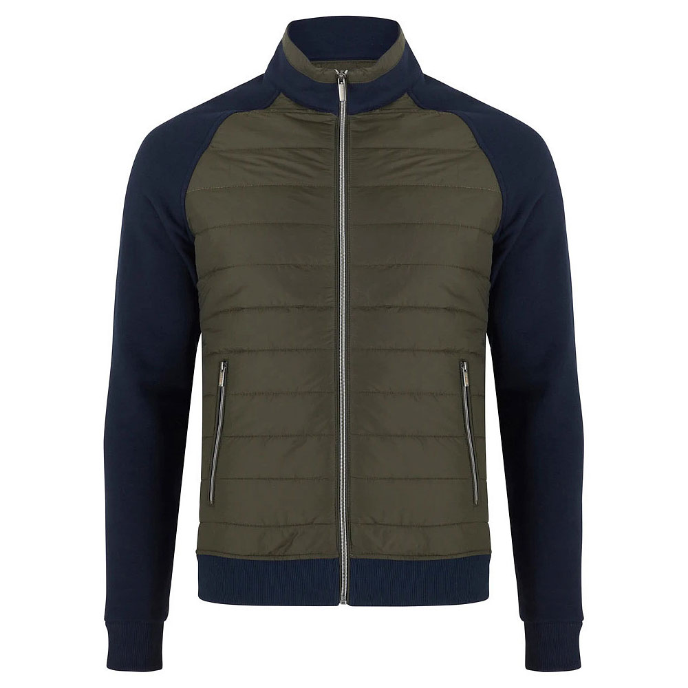 Mateo Jacket in Green