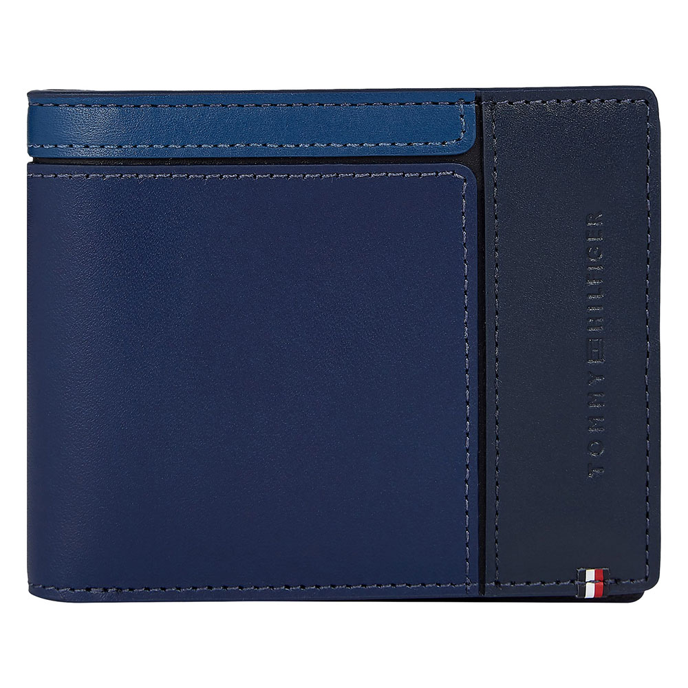 Highline Mini Wallet in Navy