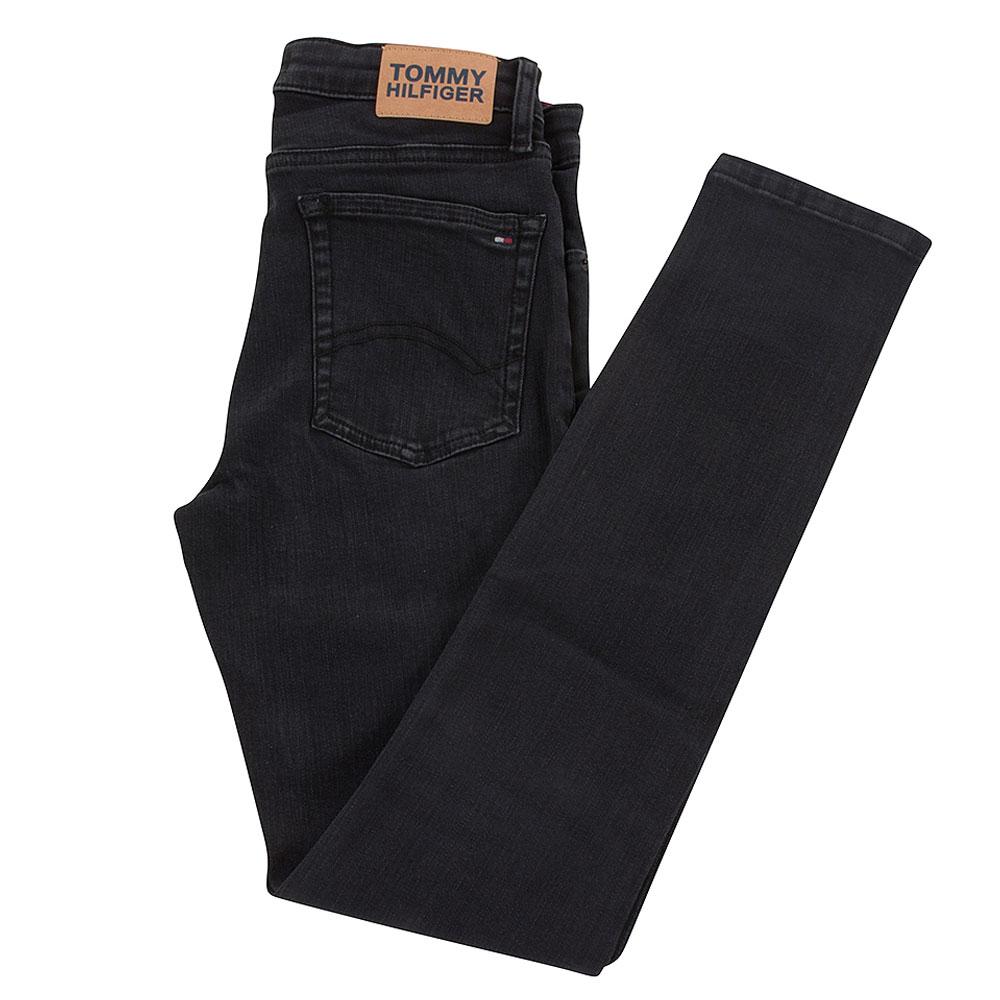 Simon Skinny Jeans Kids Collection in Black