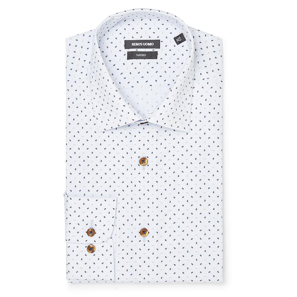 Parker Seville Shirt in Blue
