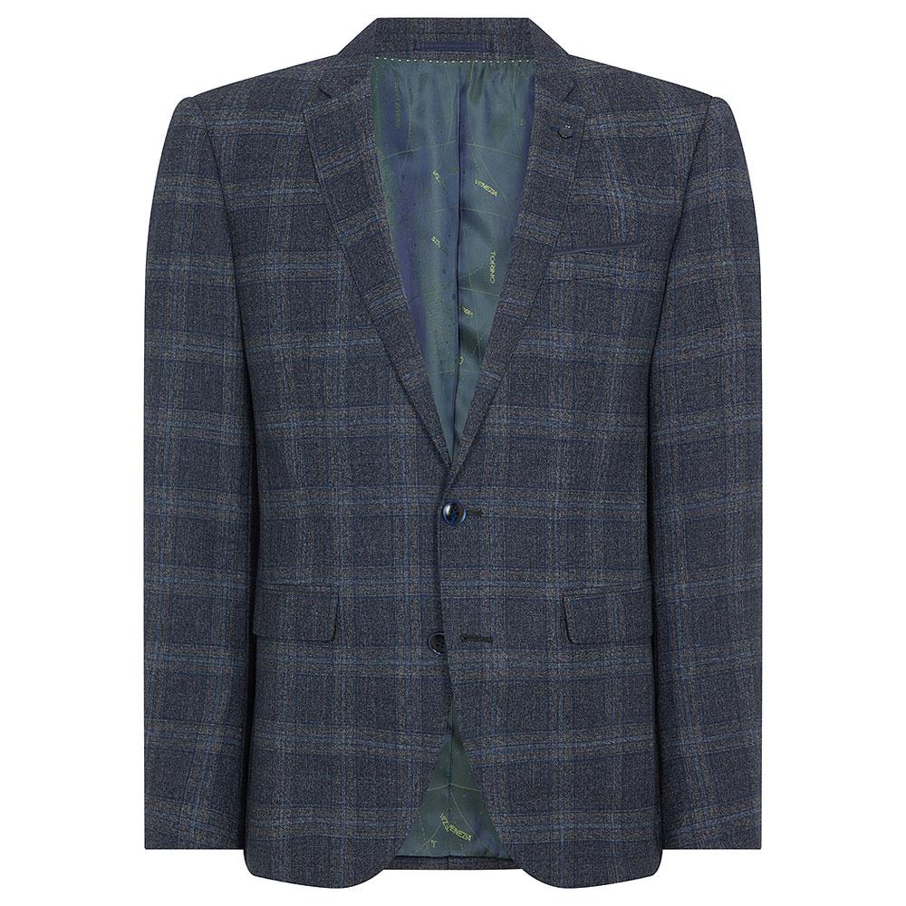 Larenzo Jacket in Charcoal