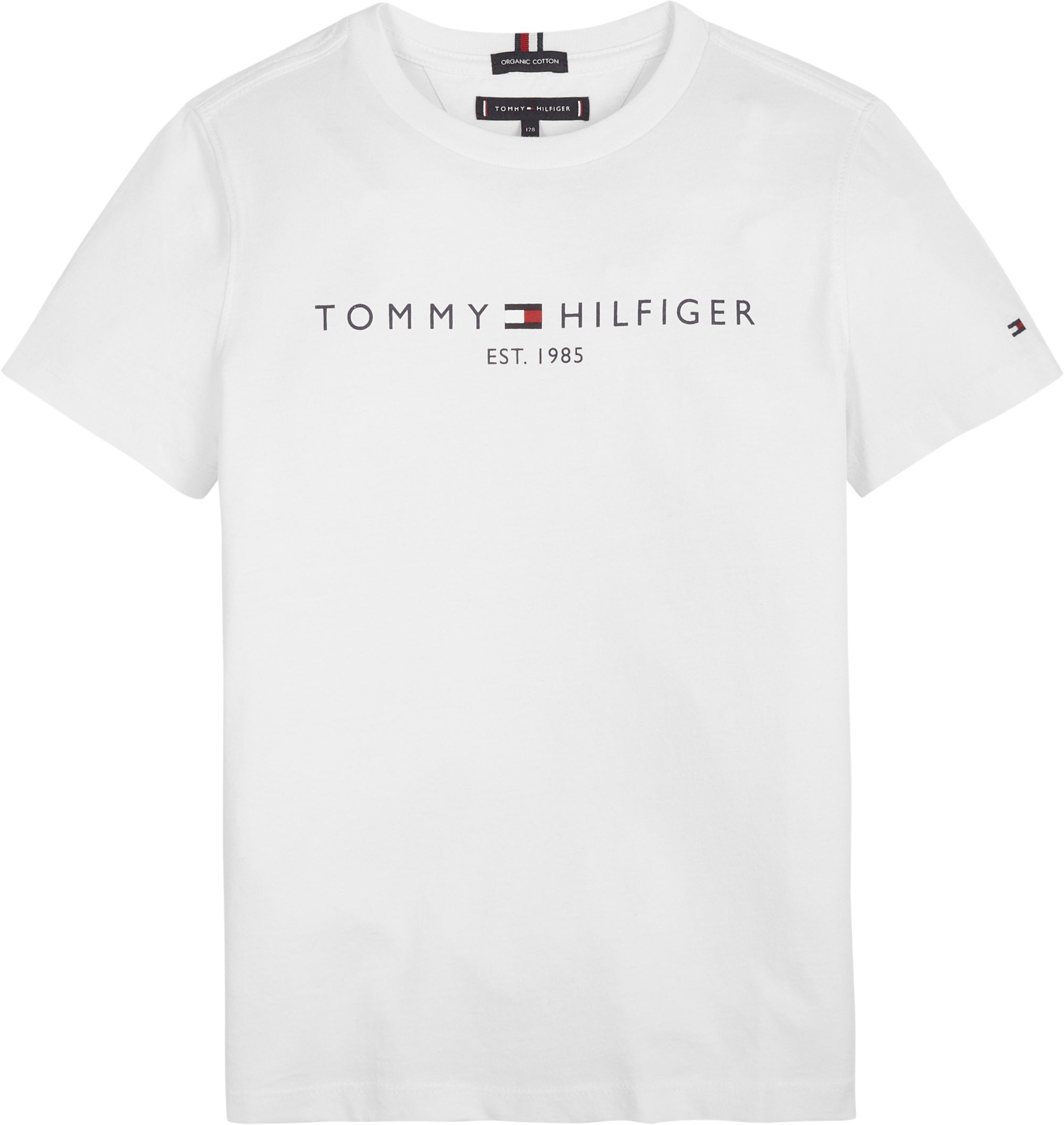 Essential Kids Tee in White