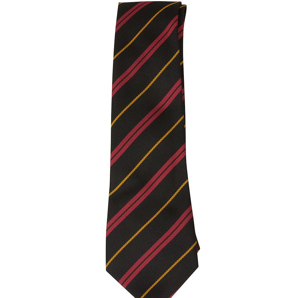 De La Salle School Tie in Red