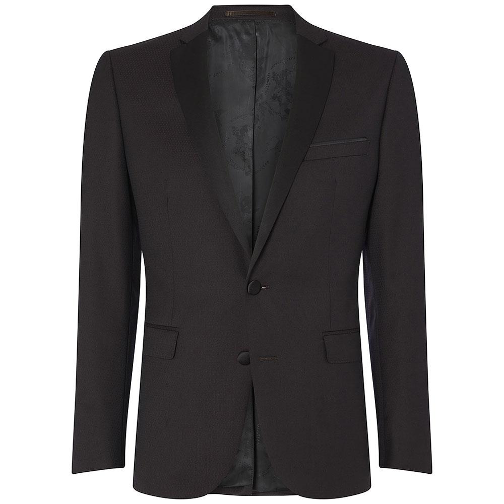 Rocco Suit Jacket in Burgundy