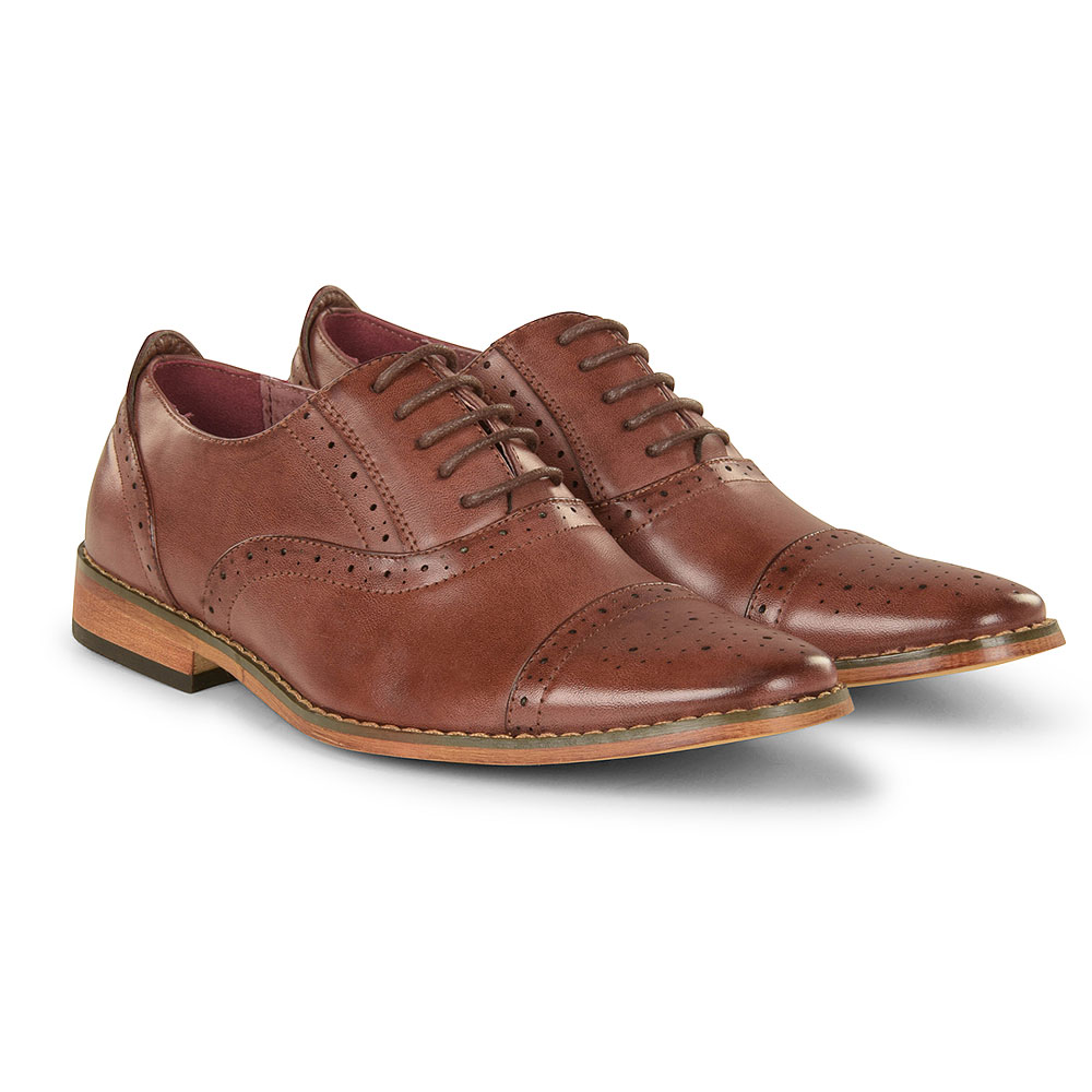 Boys Goor 990 in Brown