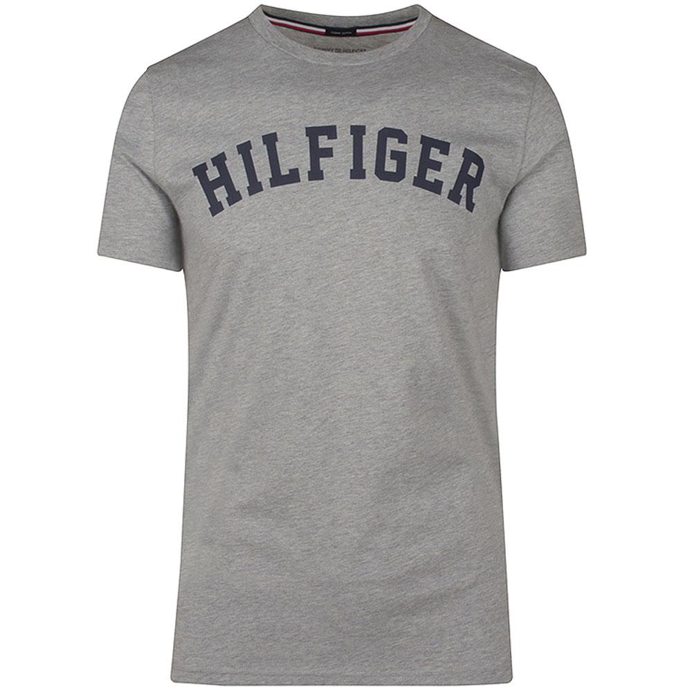 Logo T-Shirt in Lt Grey