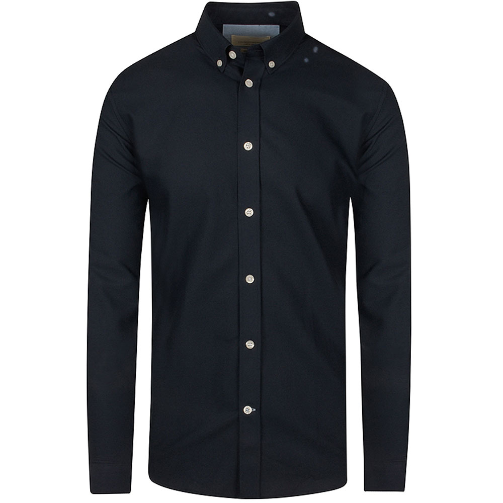 Tailored Originals New London Shirt in Navy