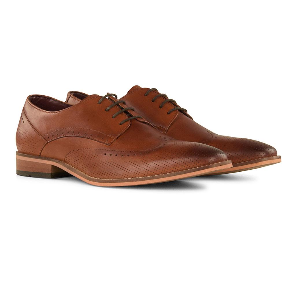 Rome Shoe in Tan