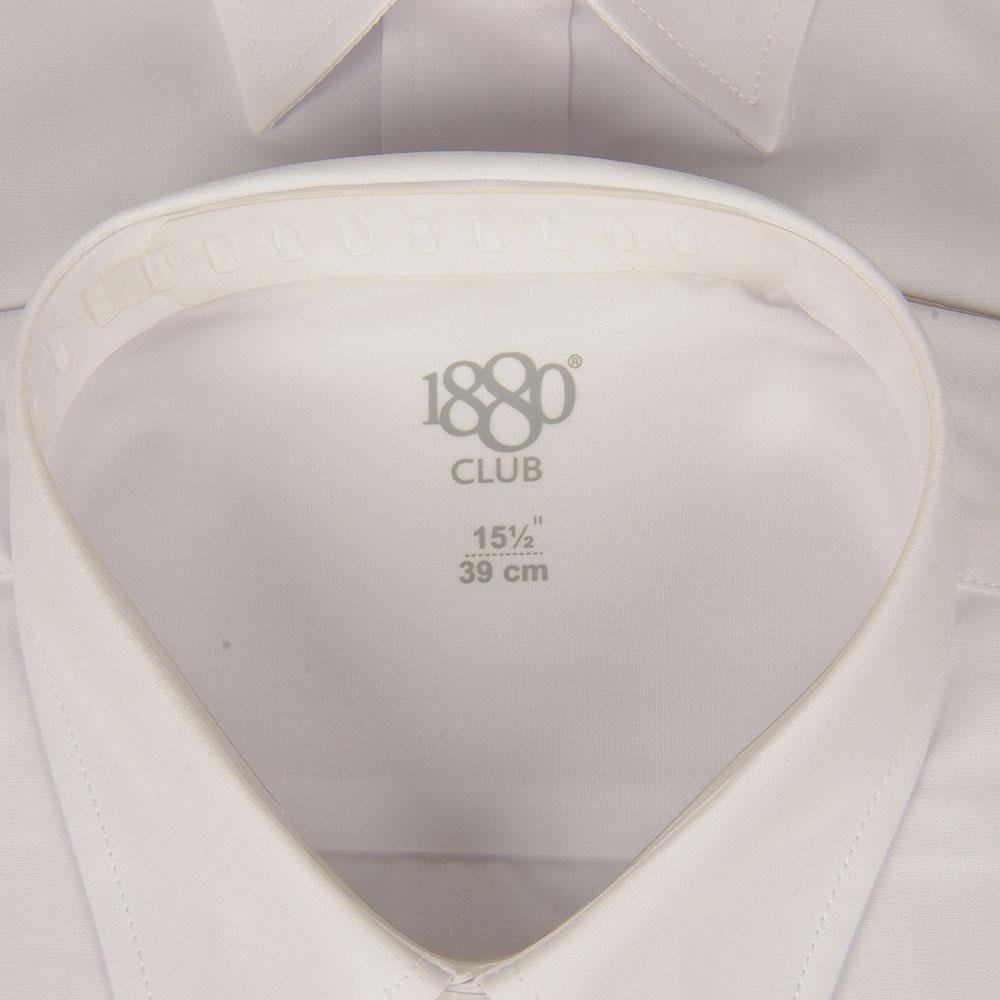 Boys SS Shirt in White
