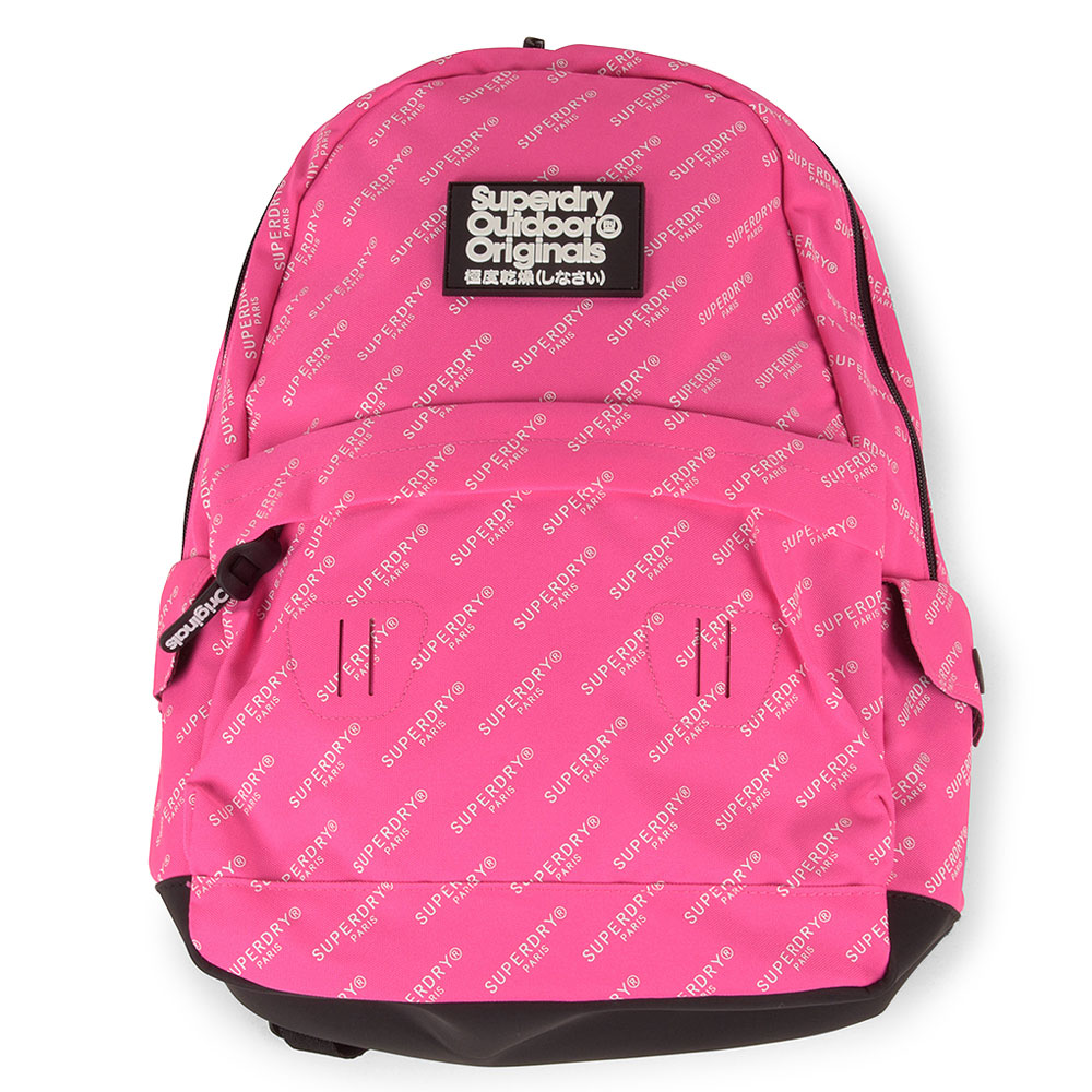 Print Edition Montana Back Pack in Pink
