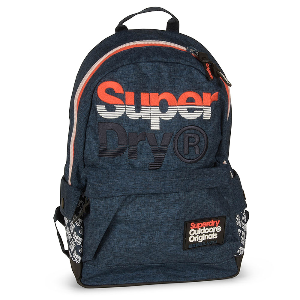 Jackel Montana Backpack in Navy