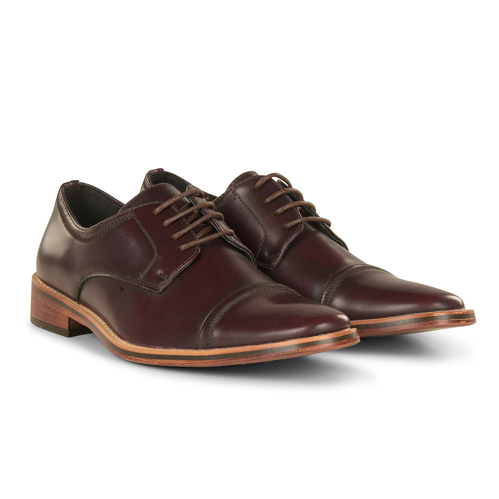 Boys Goor 996 in Burgundy