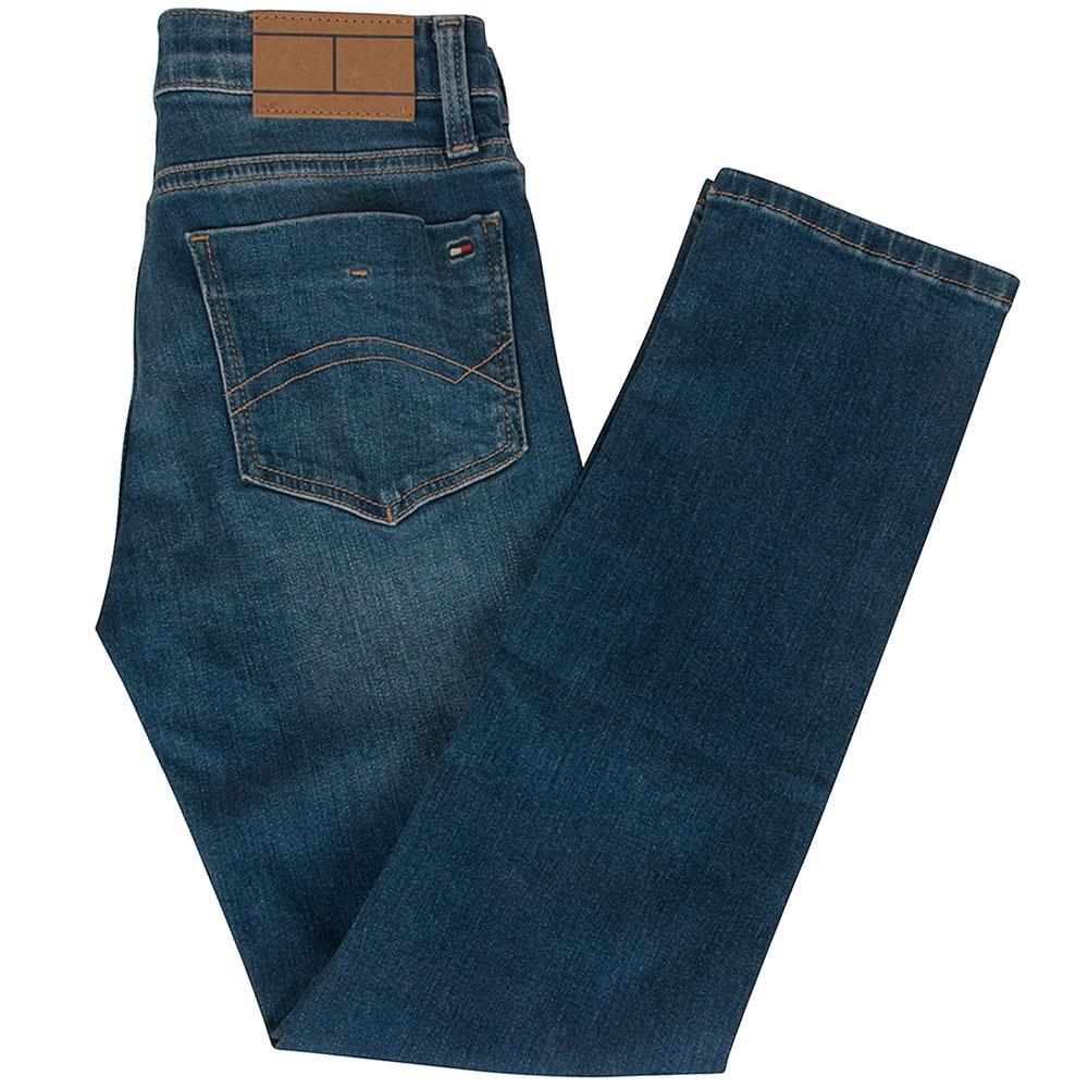 Kids Scanton Slim Jeans in Lt Stone