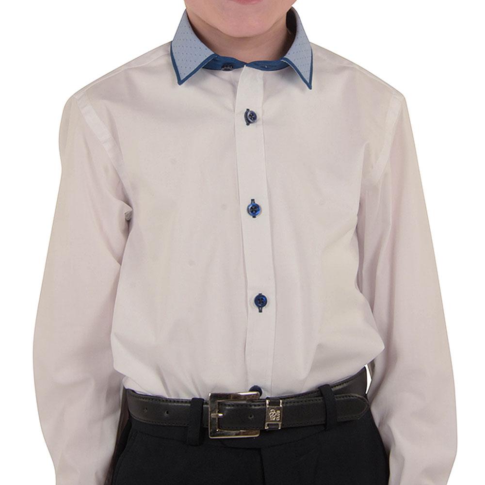 Newton Kids Shirt in Blue