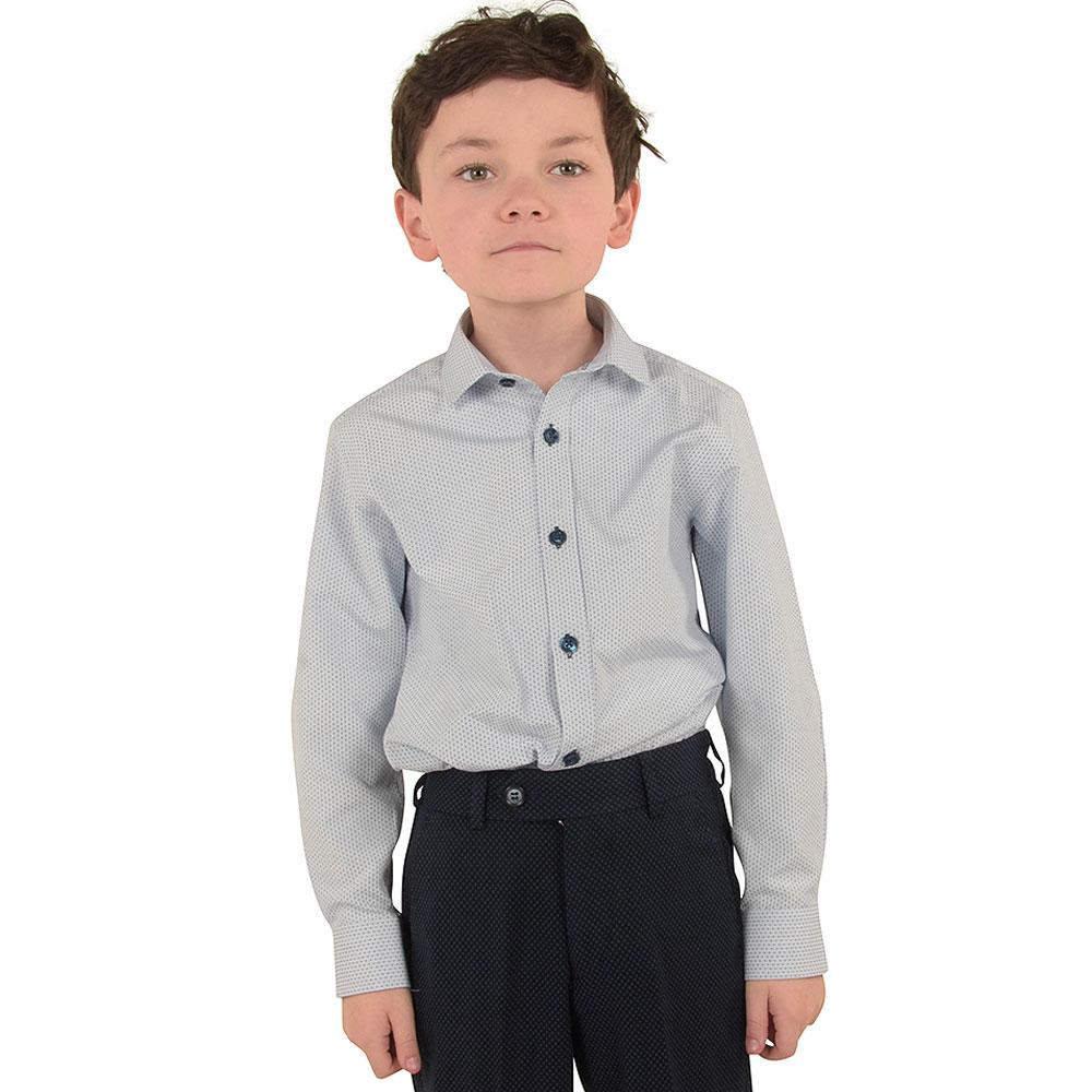 Cadiz Kids Shirt in Blue