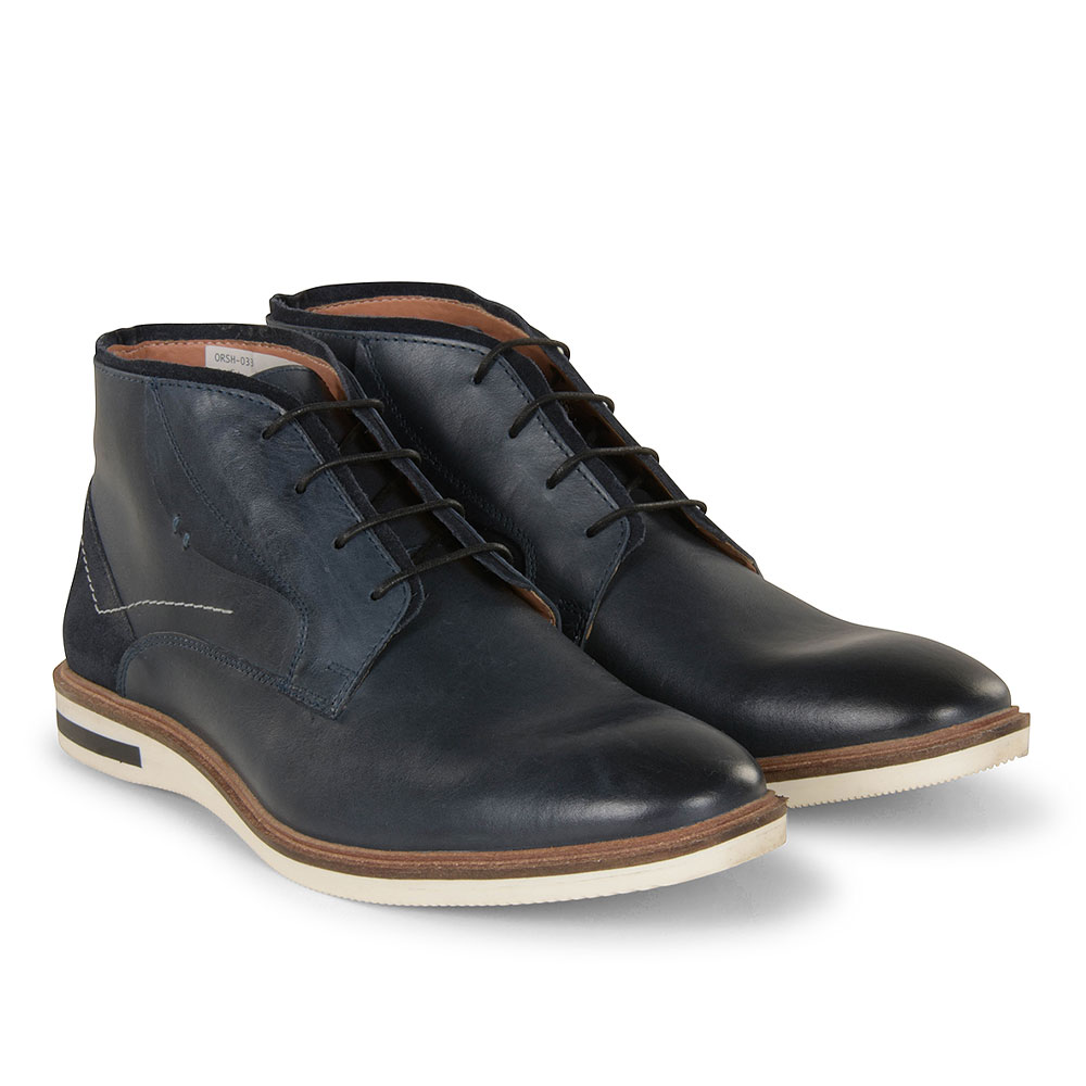 Niall Boot in Navy