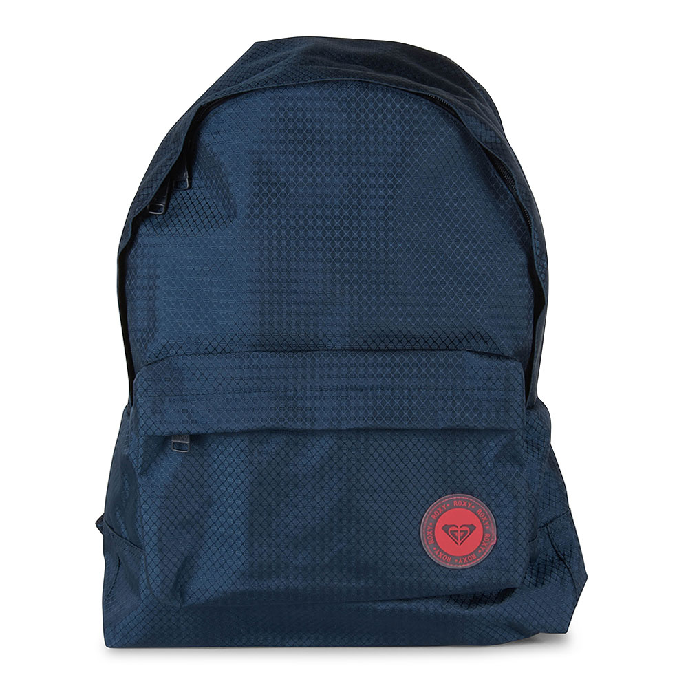 Sugar Baby Heather Backpack in Navy