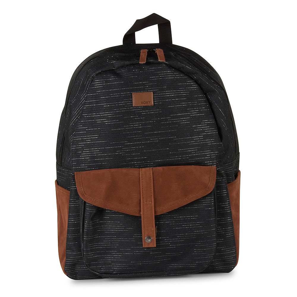 Carribean Solid Backpack in Navy