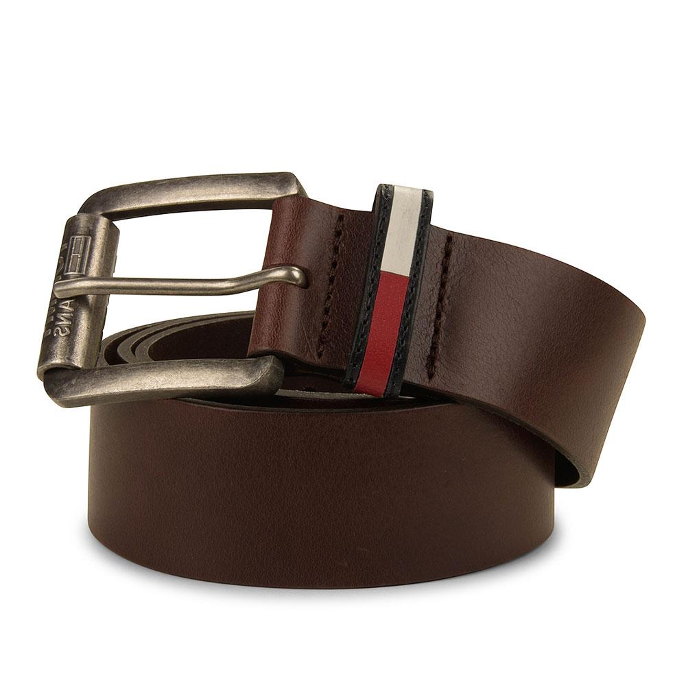 Roller Belt in Brown