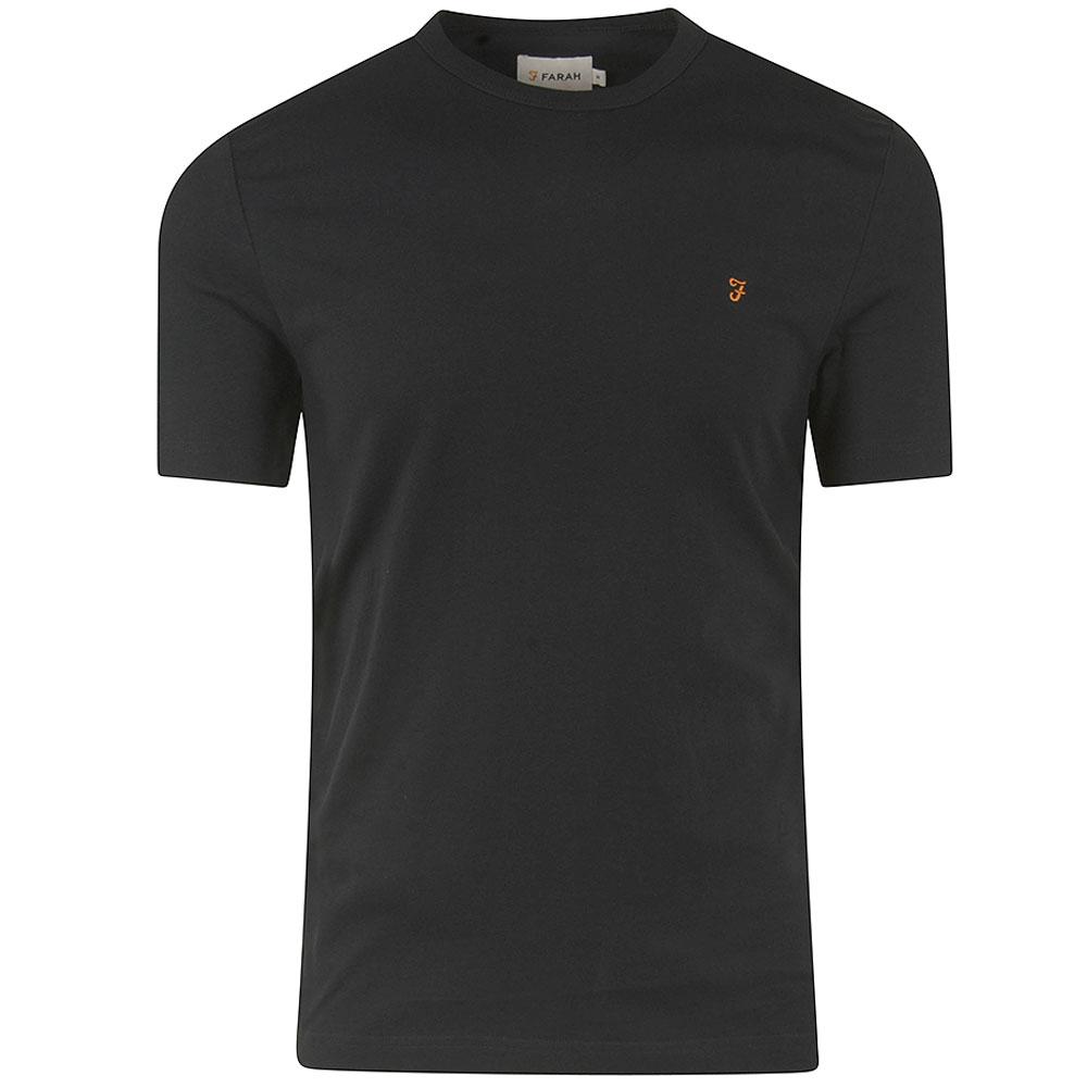 Denis SS T-Shirt in Navy