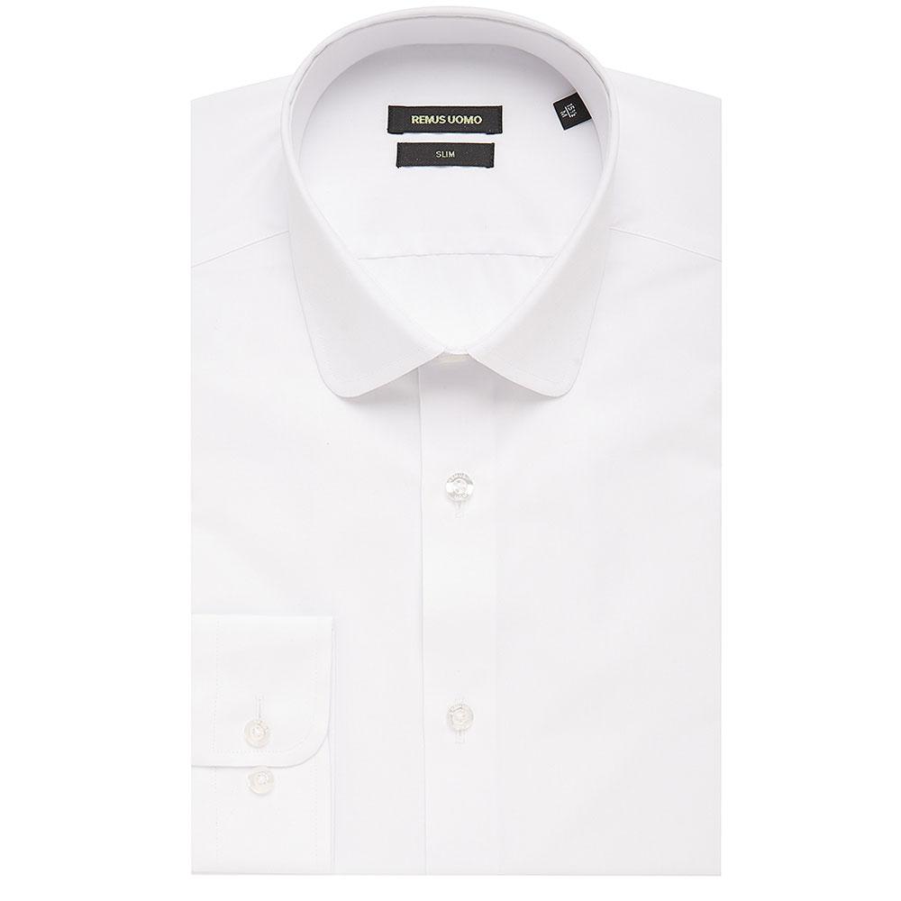 Rome Lucas Dress Shirt in White