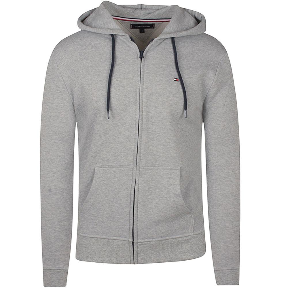 Track Hood in Grey