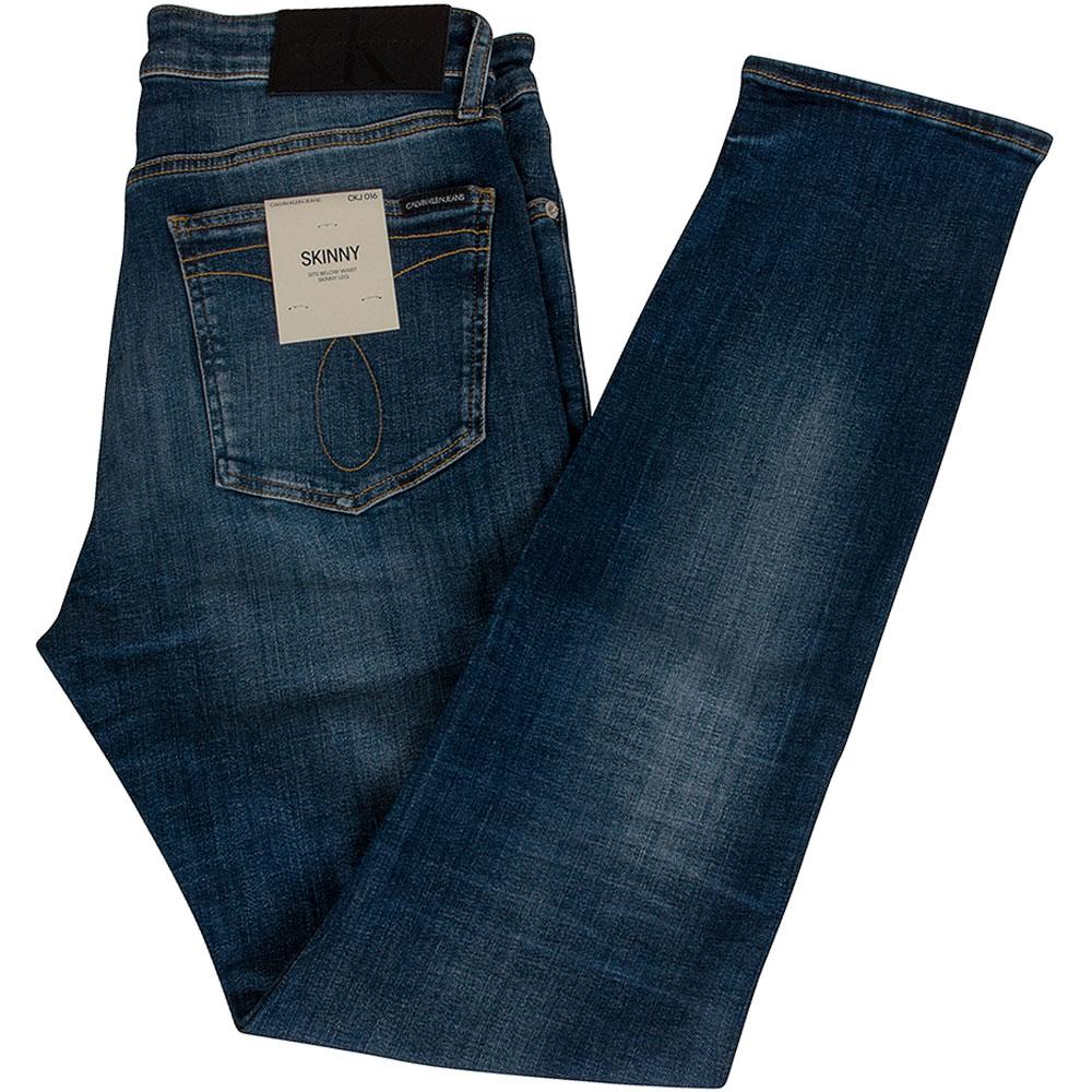 CK Skinny Jean in Indigo