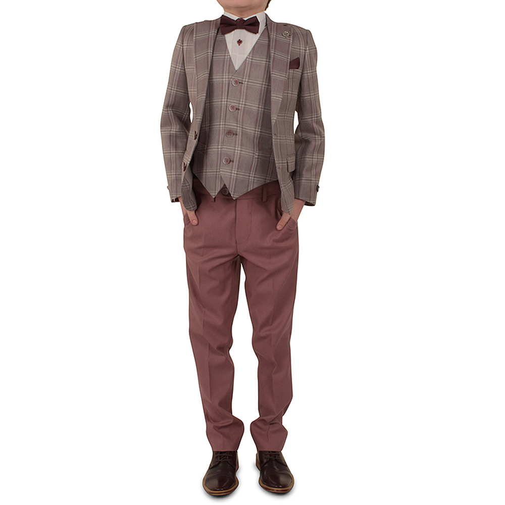 Greg Trouser in Pink