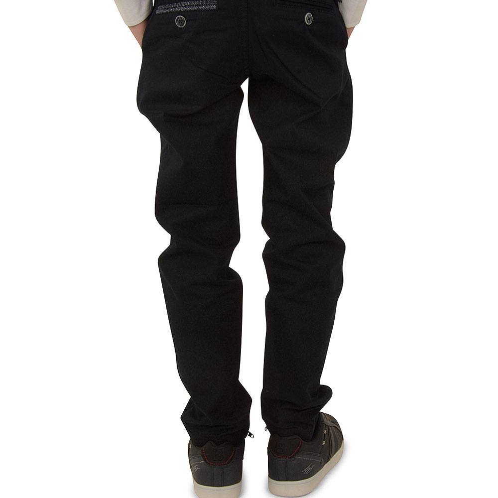 Greg Trousers in Navy