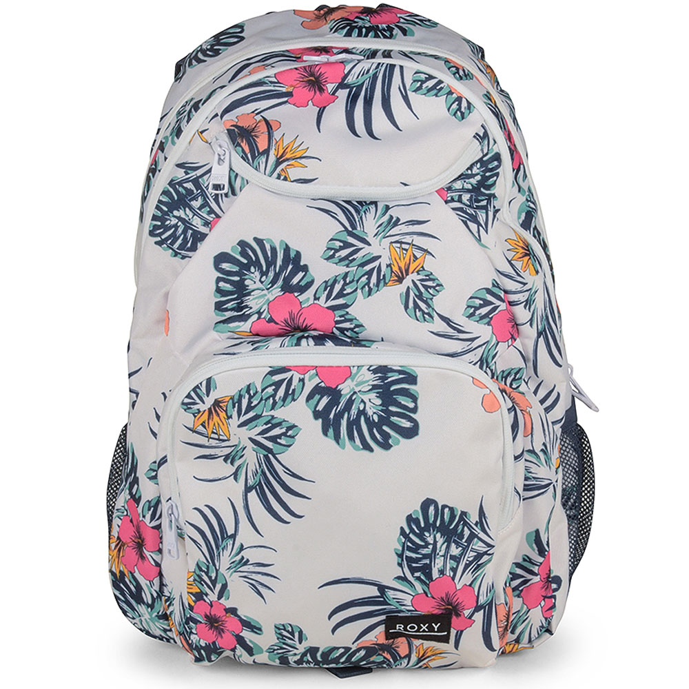 Shadow Swell Backpack in White