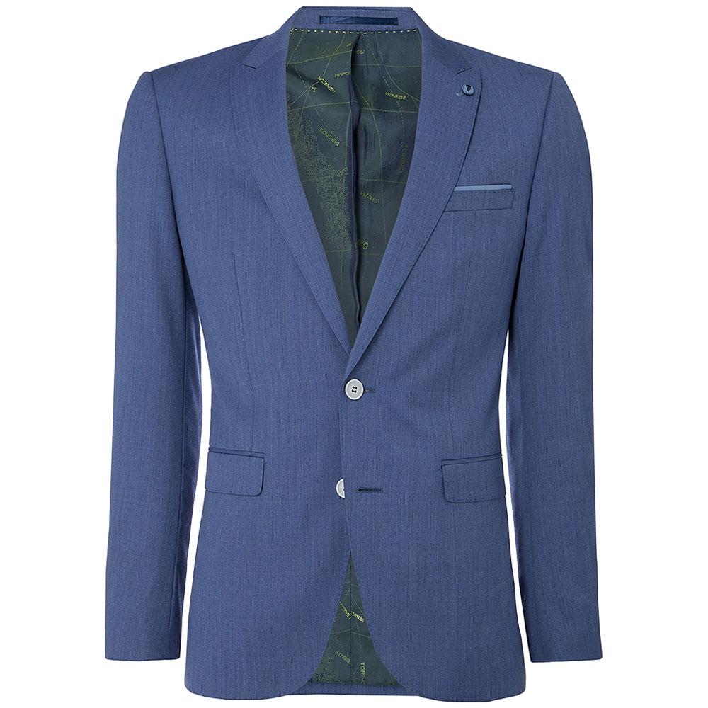 Lovati Jacket in Blue